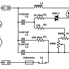 Ac Motor Speed Controller Circuit Diagram Face Piercing And Names How Does This Control