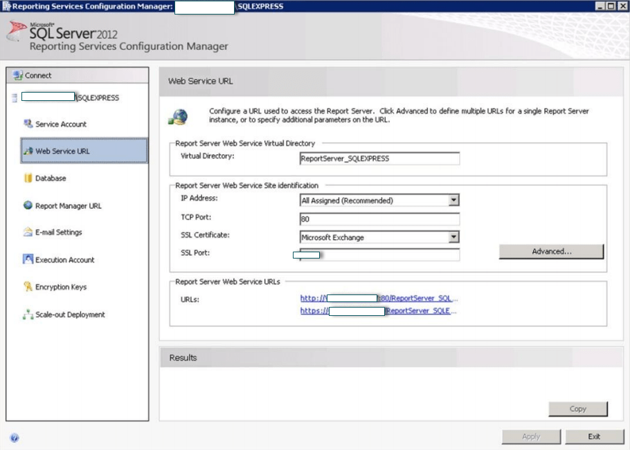 installation  SQL Server 2012 Express with Reporting Services  Database Administrators Stack