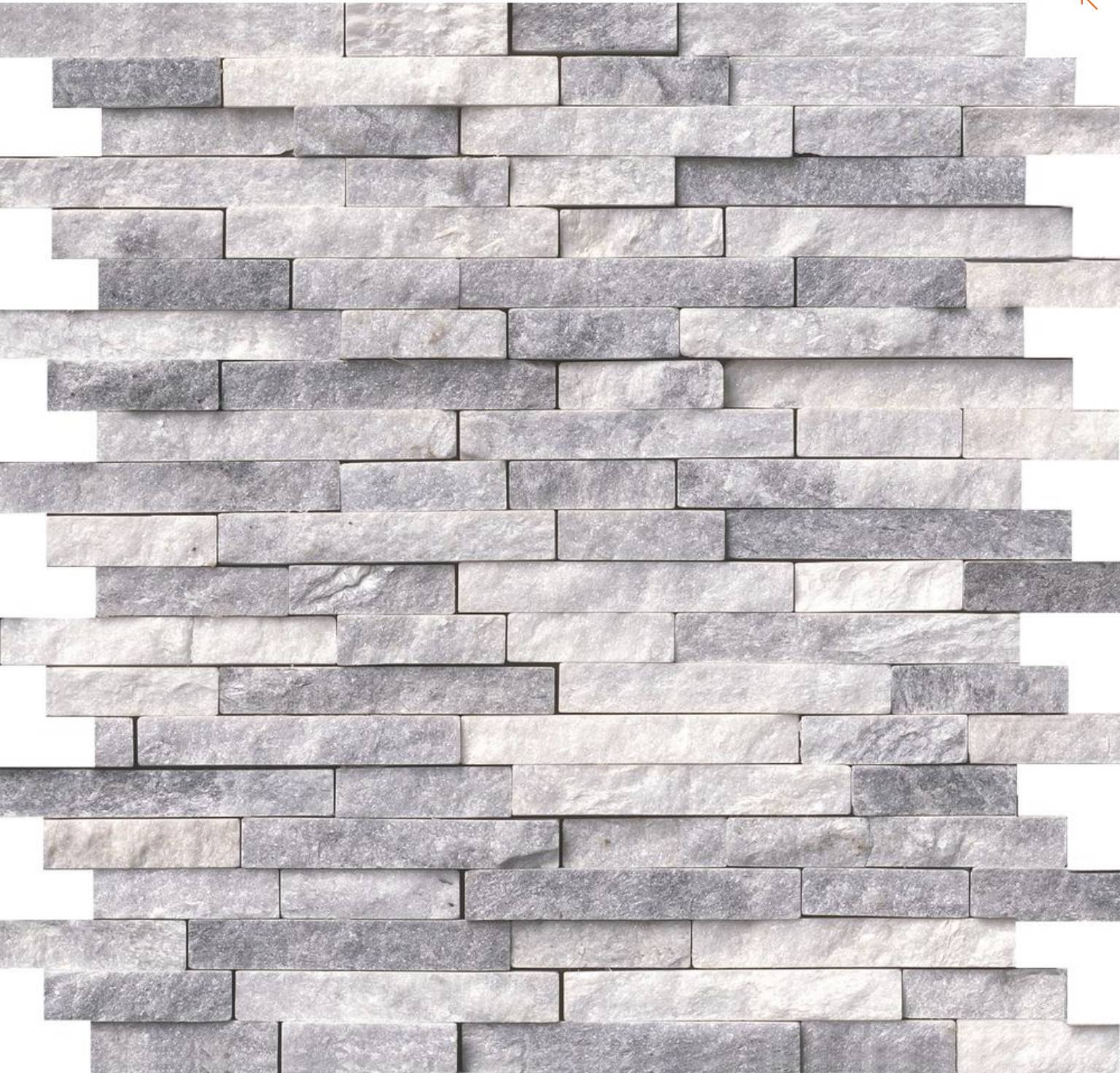 backsplash tile not require grout