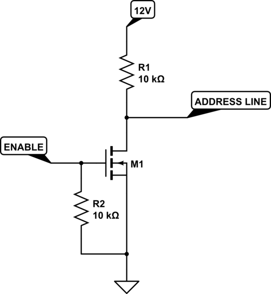 How to use arduino and P-channel & N-channel MOSFET to
