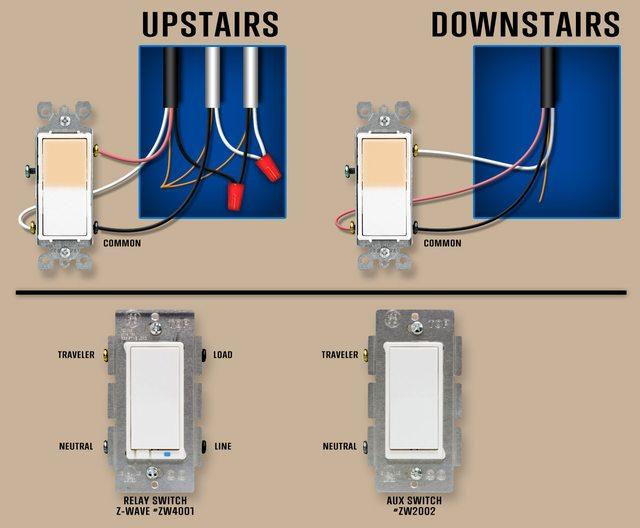 leviton 3 switch wiring  schematic wiring diagram power