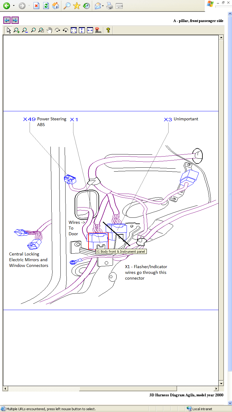 vw polo 9n central locking wiring diagram usb color electrical help why are there 3 wires for each http i stack imgur com gkod5 png