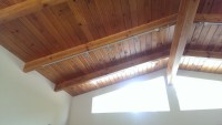 Steel Beam Insulation Above Ceiling
