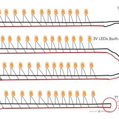 Led Wiring Diagram 120v 2002 Nissan Frontier Radio T8