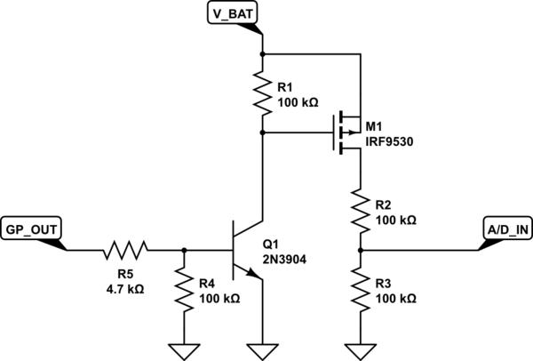 circuitlab current divider