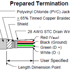 Usb Cord Wire Diagram Wiring For Bathroom Fan And Light - Just Chopped A Cable, Is Red Power, Black Ground? Electrical Engineering Stack Exchange