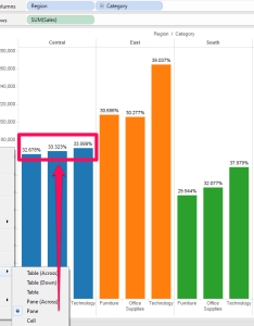 Enter image description here also side by stacked bar chart totaling to in tableau stack rh stackoverflow