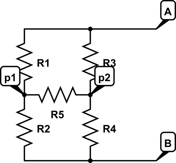 total resistance of a circuit