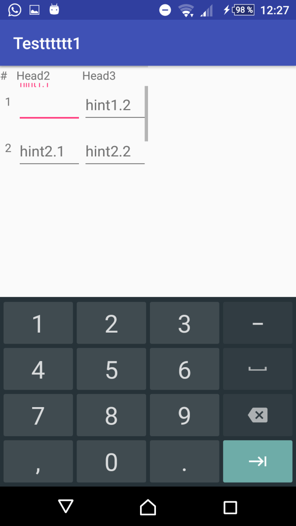 Android Edittext Remove Underline