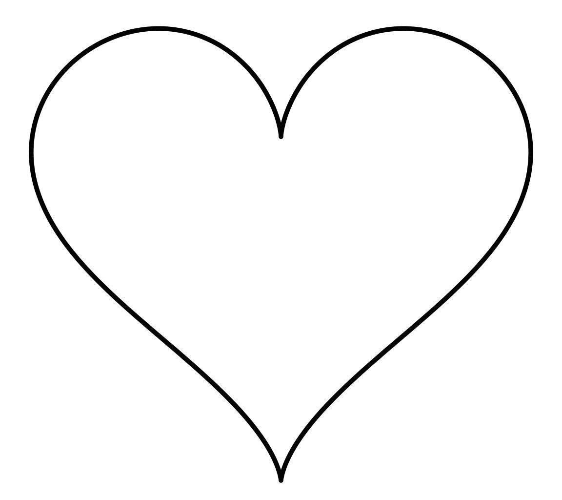 etymology how did heart