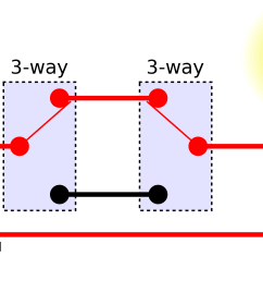 electrical how can i eliminate one 3 way switch to leave just one 2 way light switch diagram one way switch diagram [ 2000 x 1167 Pixel ]
