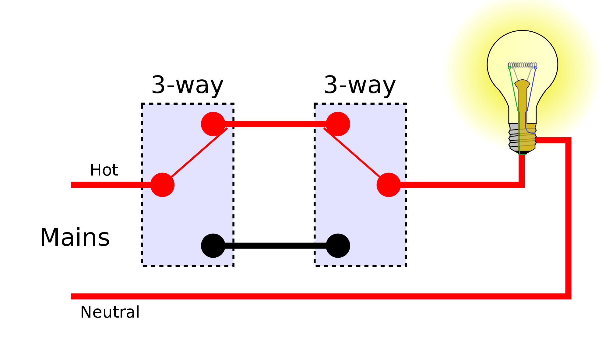 How Can I Eliminate One 3-way Switch To Leave