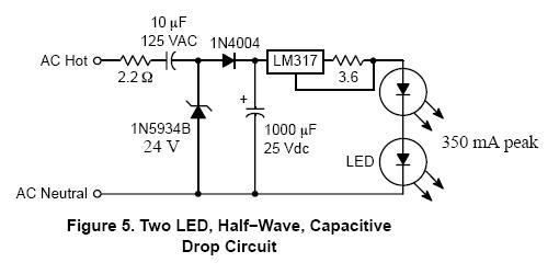 halogen work light wiring diagram goodman ac how do led bulbs electrical engineering stack exchange enter image description here