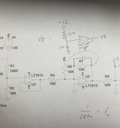 it says lt103 on the schematic i am using the lm324 a quad opamp [ 3264 x 2448 Pixel ]