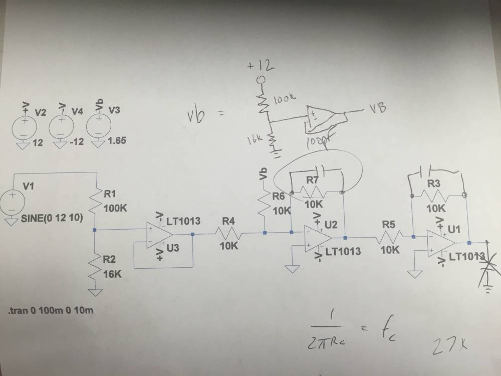 medium resolution of it says lt103 on the schematic i am using the lm324 a quad opamp