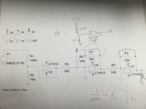 small resolution of it says lt103 on the schematic i am using the lm324 a quad opamp