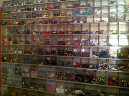 What are the best LEGO storage options  Bricks