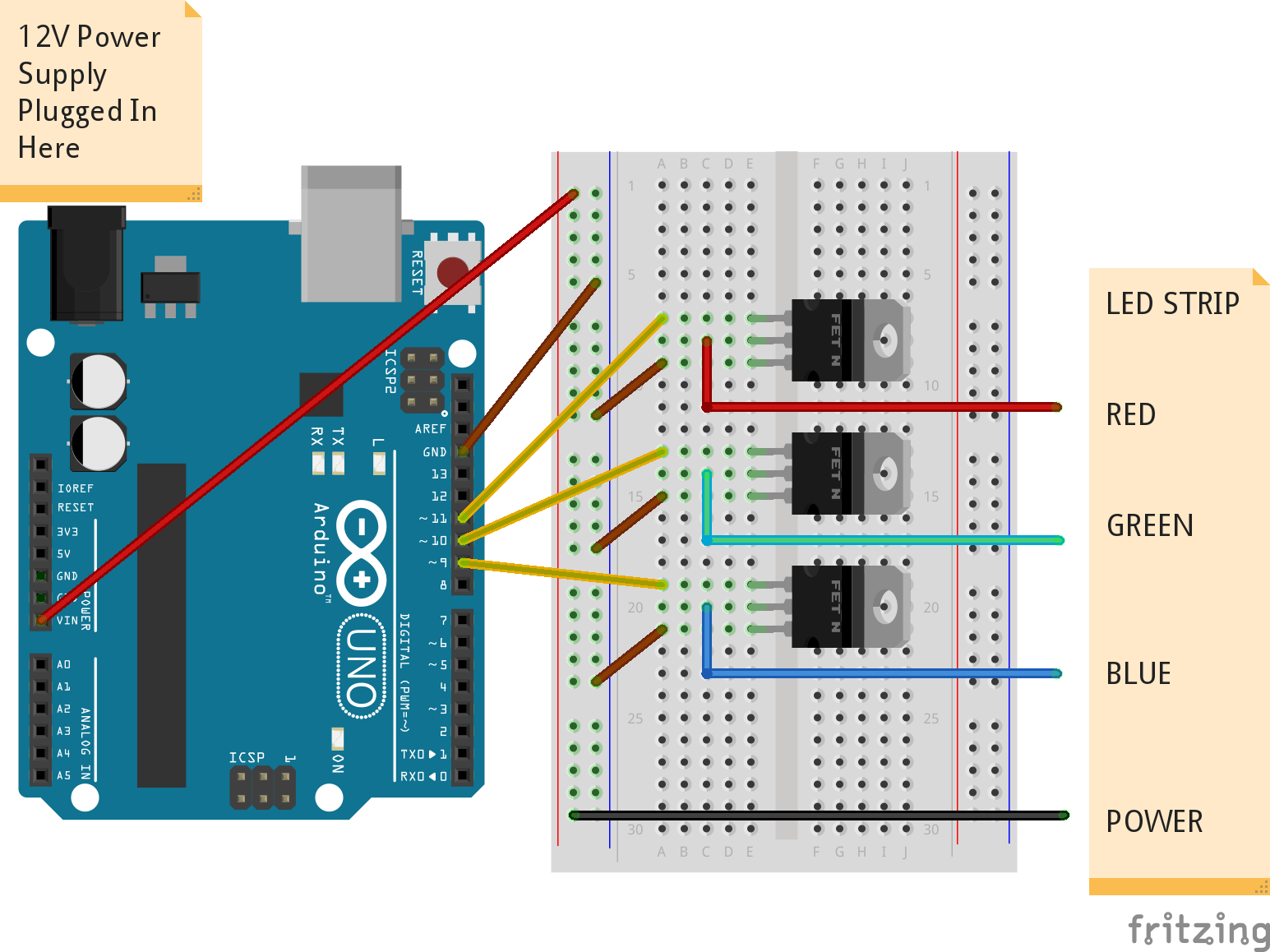 5050 led strip wiring diagram of refrigerator 12v for rgb library