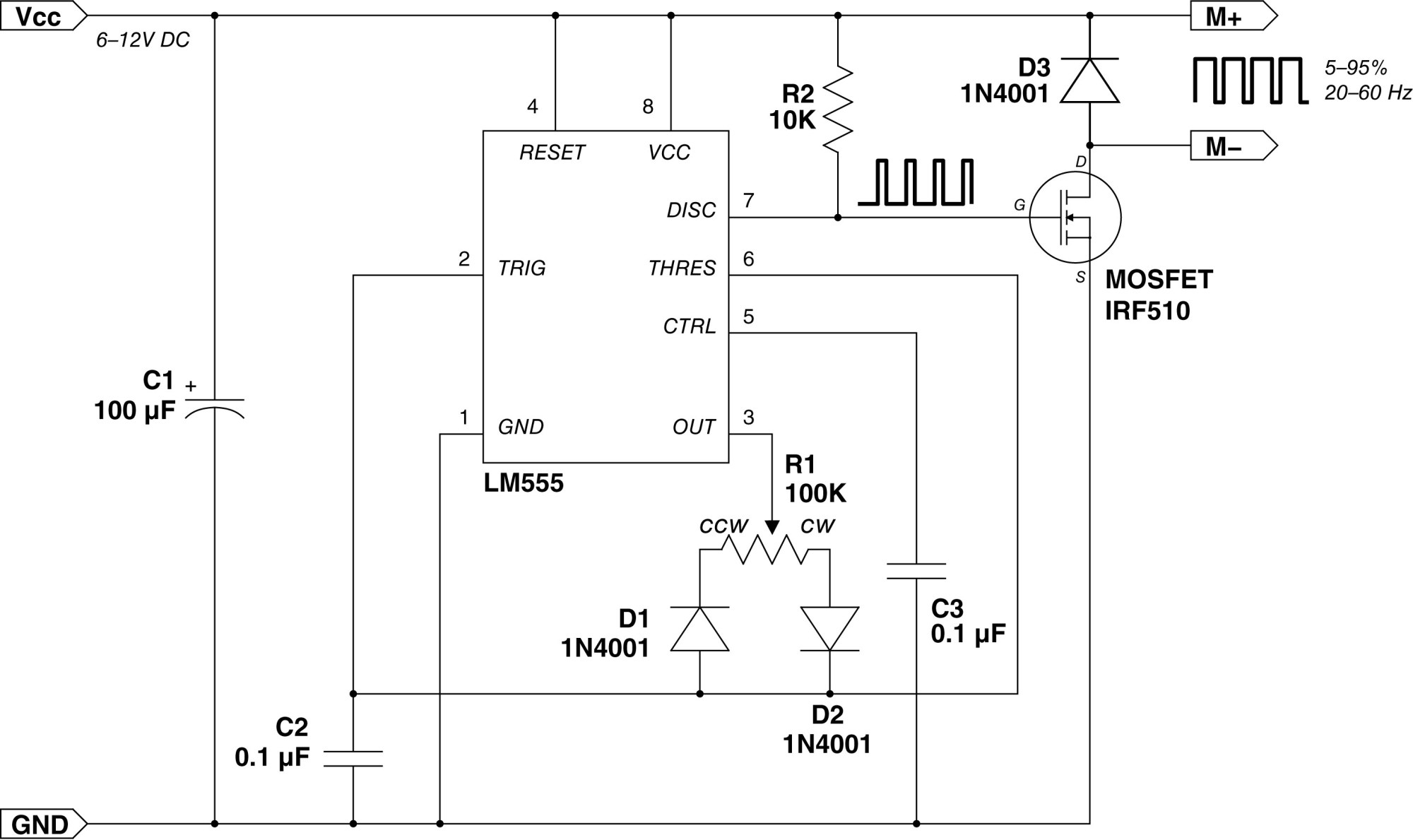 hight resolution of pwm schematic wiring diagram info need help with pwm motor speed controller circuit electrical pwm schematic