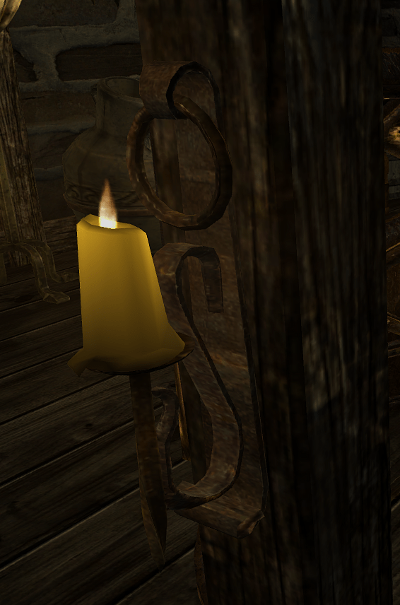 Skyrim Place lights in a House  Arqade