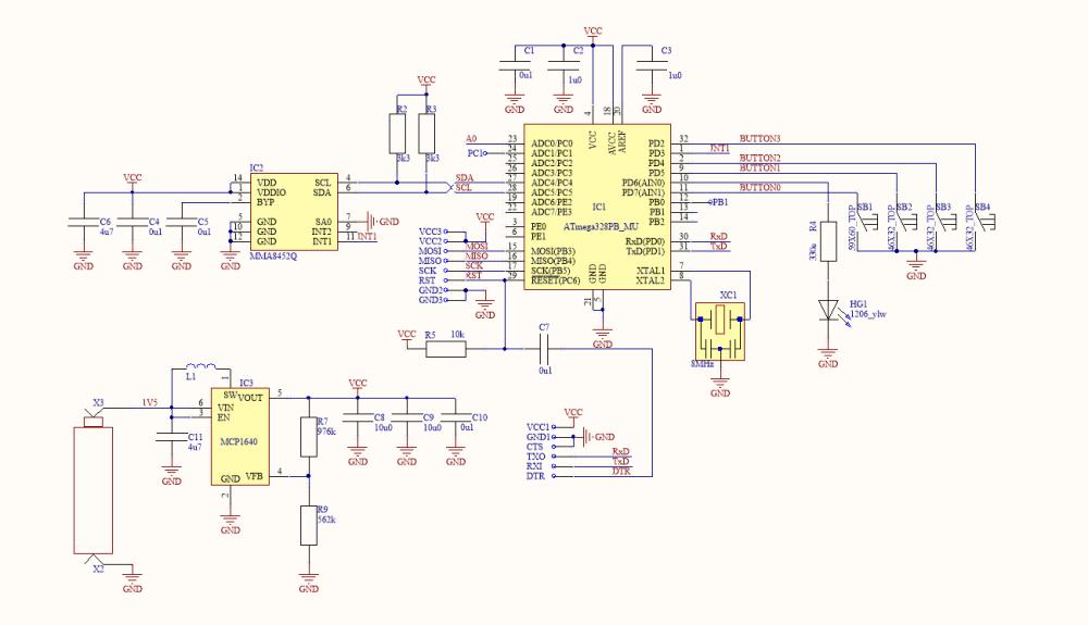 medium resolution of help connecting custom atmega328pb using serial ftdi