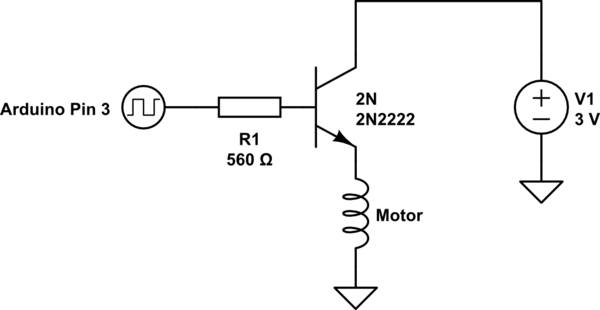 Newbie transistor question, trying to understand