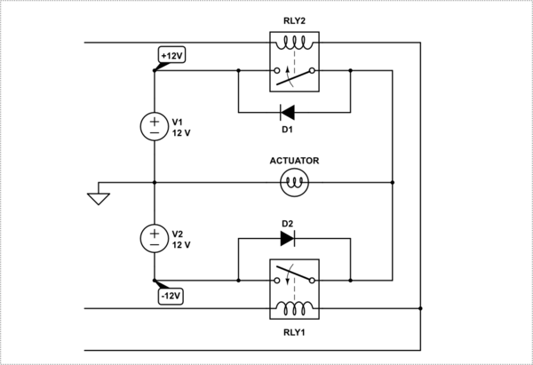 actuator wiring diagram 7 blade for diagramhow do i wire solid state relays to a linear electricalwiring