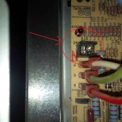 Janitrol Furnace Thermostat Wiring Diagram 2006 Impala Factory Stereo Electrical Where Should I Connect The C Wire In A