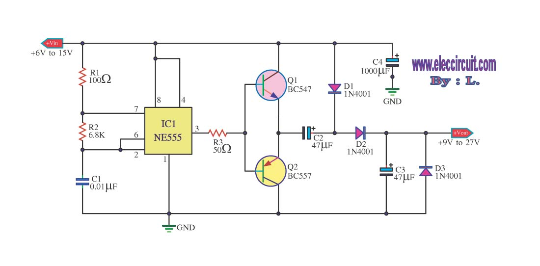 battery charge controller circuit diagram sentinel electric trailer brake wiring pcb design - gnd in a dc with board electrical engineering stack exchange