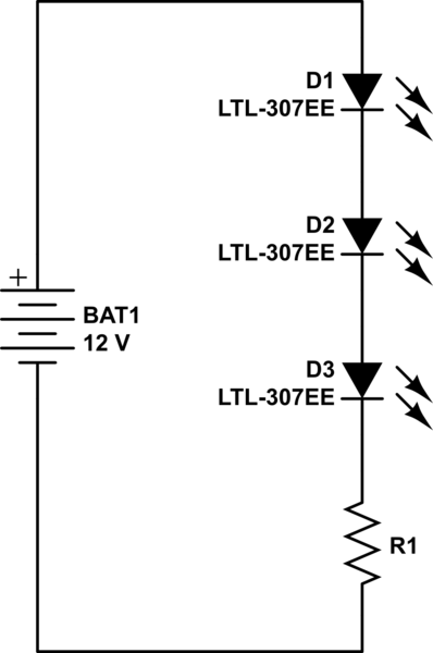 Wiring Manual PDF: 12v Led Wiring Diagram