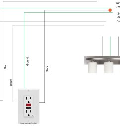 lighting wiring a light fixture in bathroom attached to a switch wiring diagram for bathroom fan from light switch wiring diagram for bathroom light [ 1499 x 1034 Pixel ]
