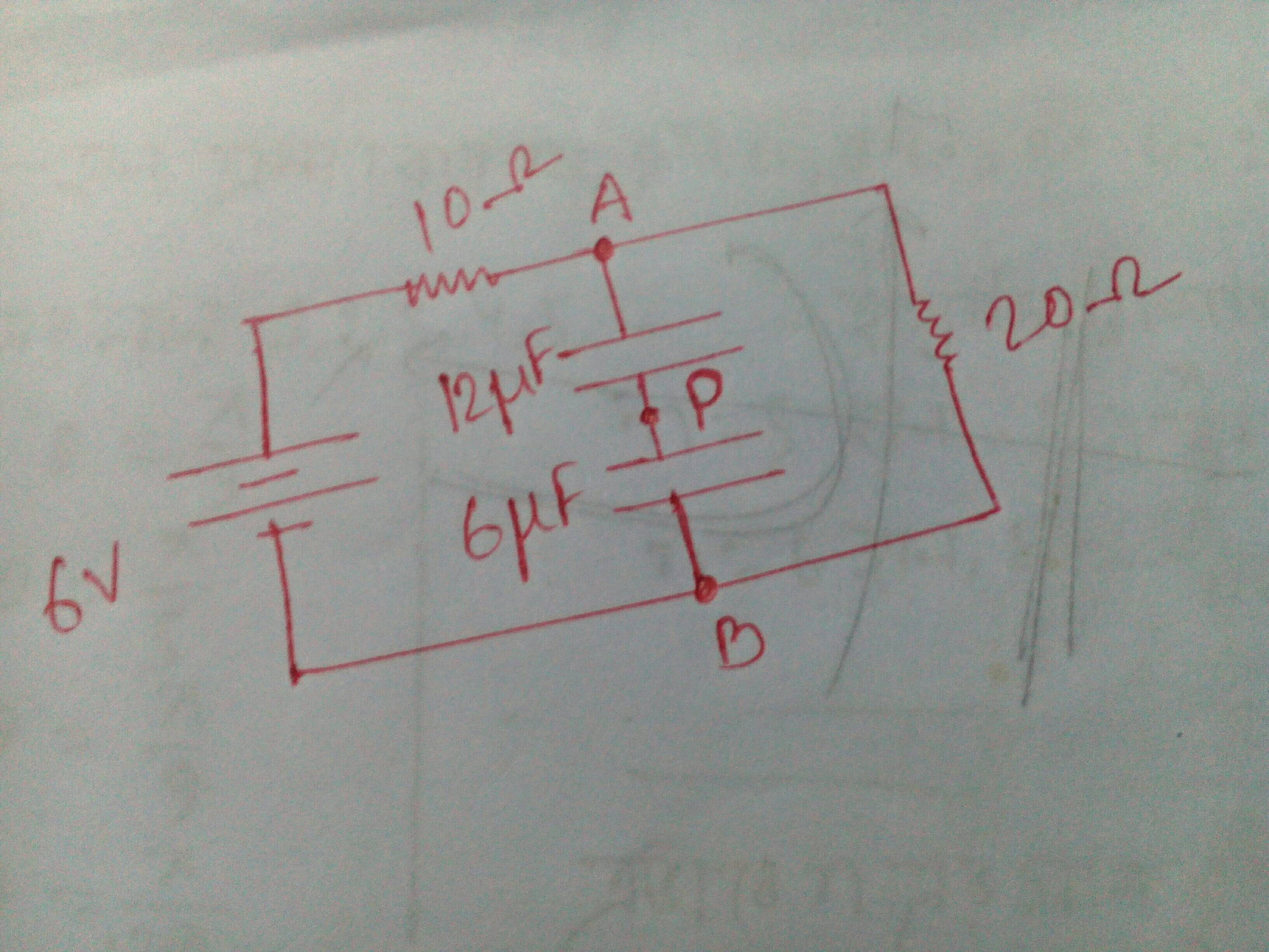Capacitors In Circuits
