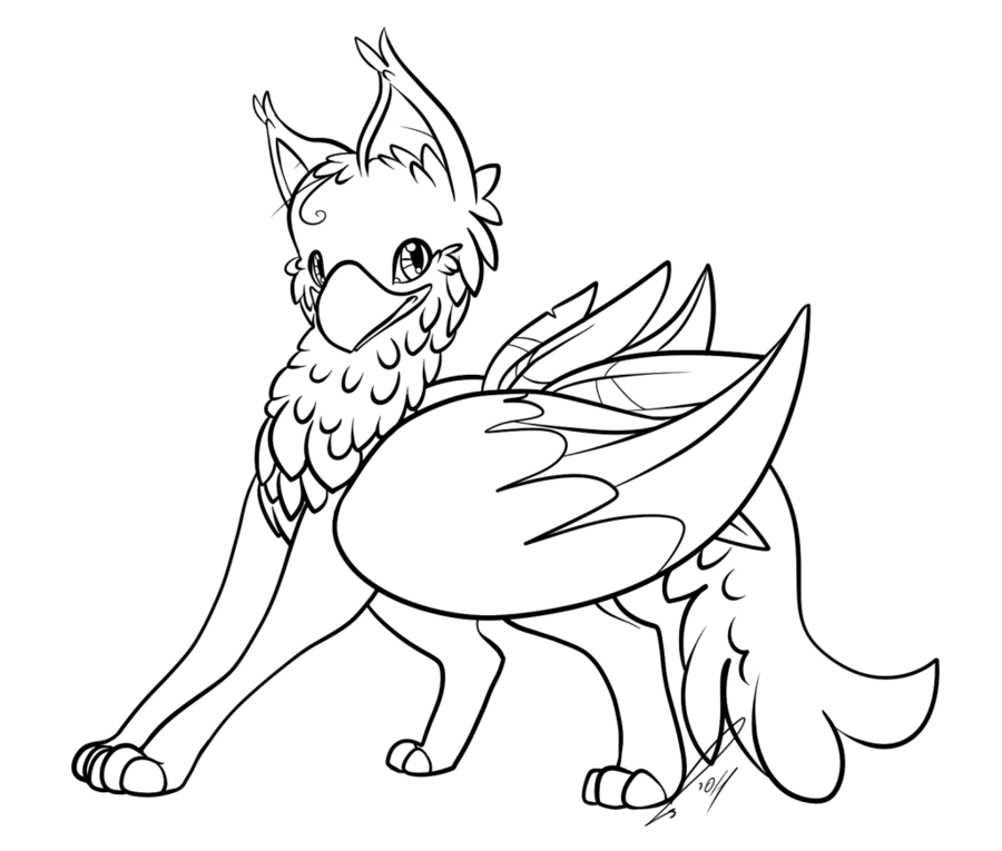 Hippogriff Mlp Base