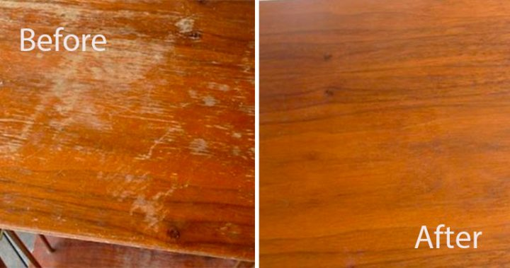 How to repair wood scratches on tables and floors easily