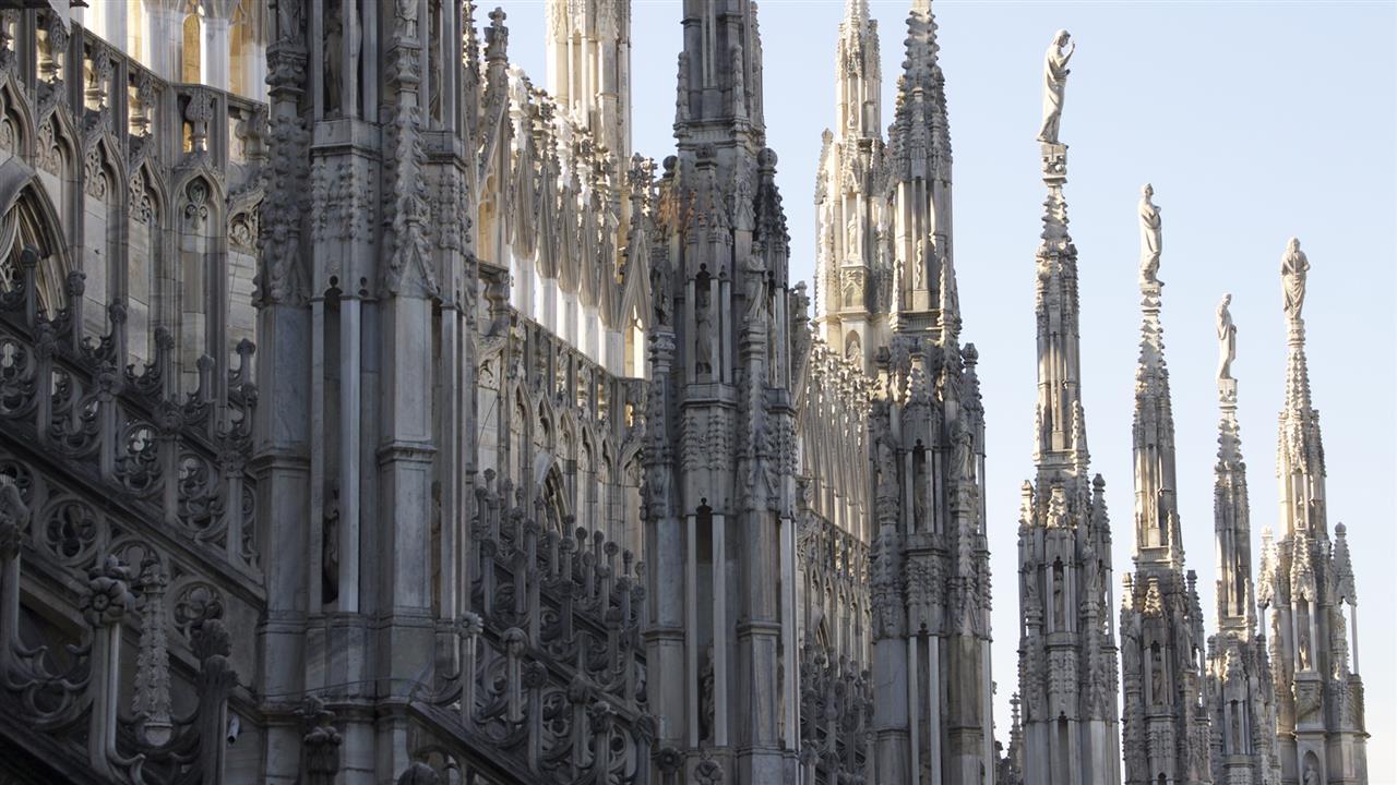 Terrazze del Duomo  Duomo di Milano