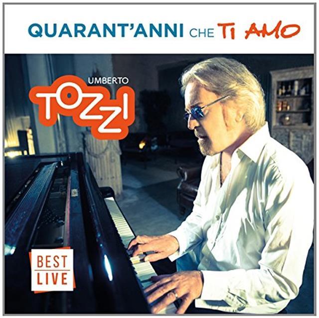 Cover Tozzi Quarant'anni