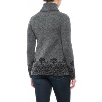 Adrienne Vittadini Shawl Collar Sweater Jacket (For Women ...