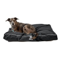 AKC Water-Resistant Durable Gusset Dog Bed - 35x44 - Save 55%