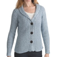 ALPS Briana Cardigan Sweater - Shawl Collar (For Women ...