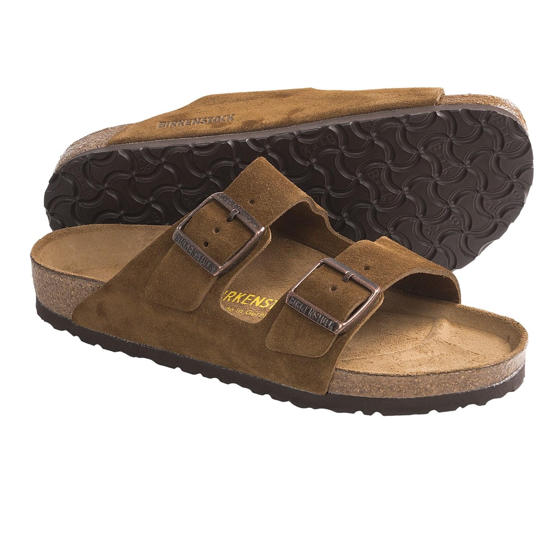 Birkenstocks Feet Heel