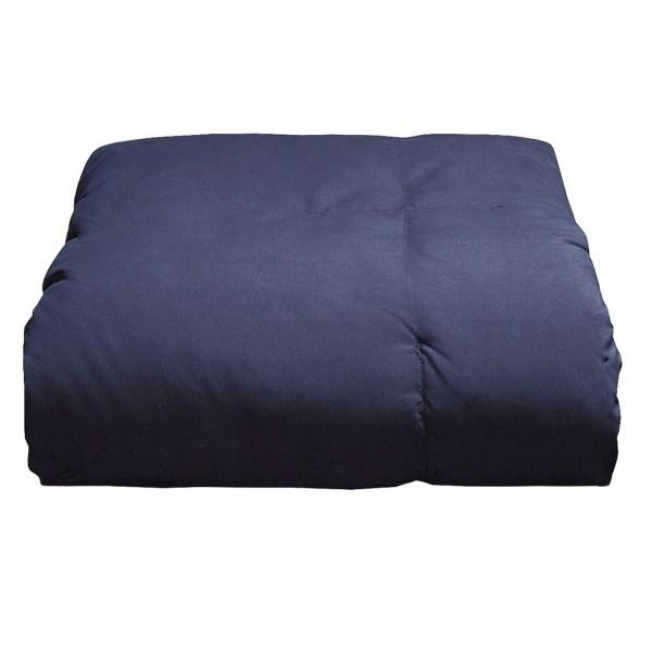 Blue Ridge Home Fashions Microfiber Throw Blanket