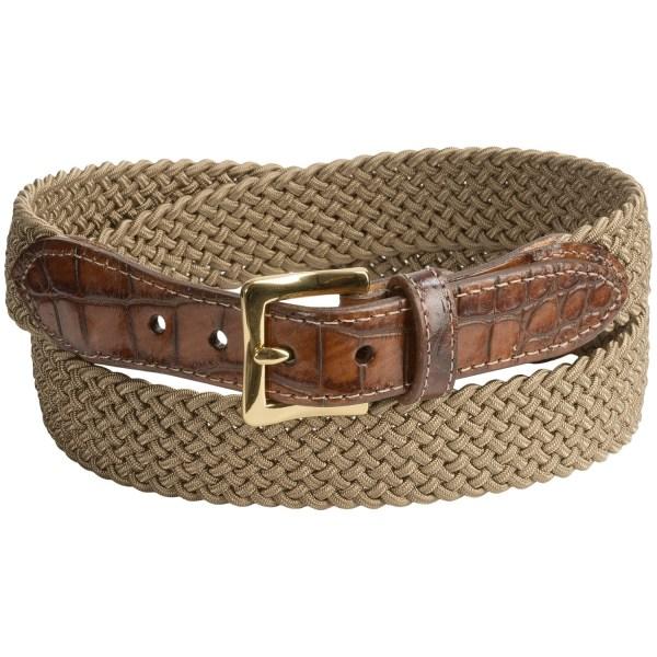 Woven Belts for Men