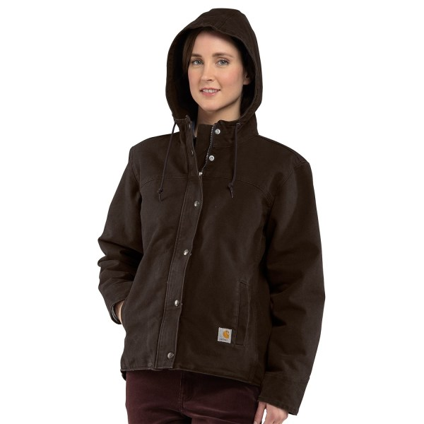 Carhartt Sandstone Berkley Jacket Women