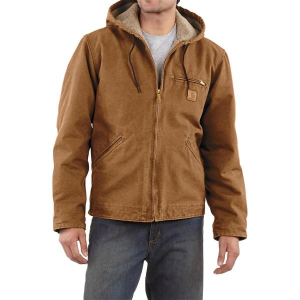Carhartt Sandstone Sierra Jacket Men