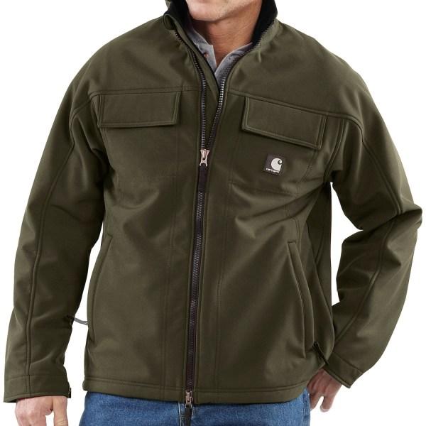 Carhartt Traditional Work Jacket - Soft Shell Men