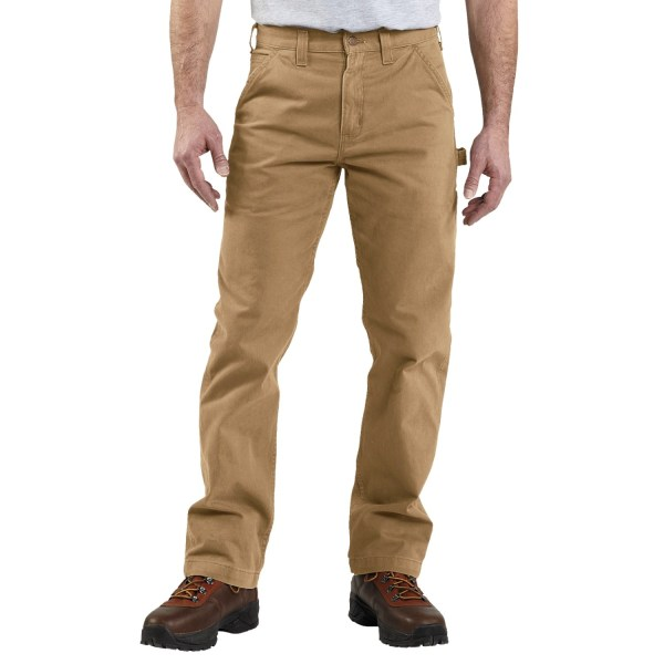 Carhartt Washed Twill Work Pants Men