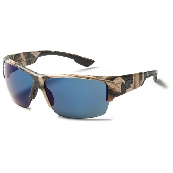 9ea620c4185b ... Mossy Oak Sgb Camo Frame · Costa Hatch Camo Sunglasses - Polarized 580p  Mirror Lenses