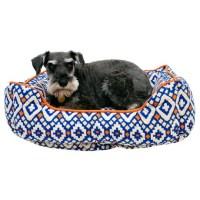 Cynthia Rowley Aztec Cuddler Dog Bed - 24x19 - Save 30%
