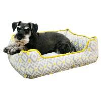Cynthia Rowley Aztec Cuddler Dog Bed - 24x19 - Save 61%