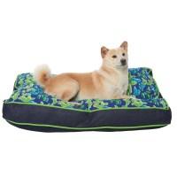 Cynthia Rowley Cacti Rectangle Dog Bed - 27x36 - Save 44%